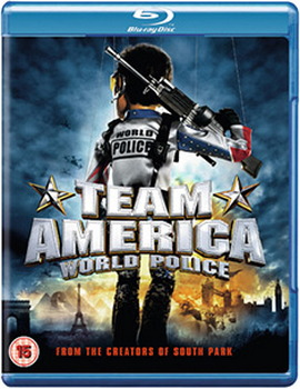 Team America (Blu-Ray) (DVD)