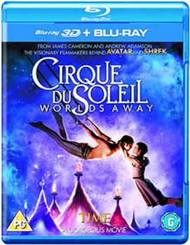 Cirque Du Soleil: Worlds Away (Blu-ray + 3D Blu-ray)