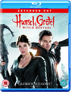 Hansel and Gretel: Witch Hunters (Blu-Ray)