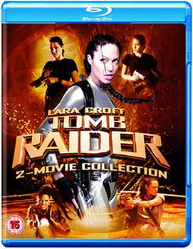Lara Croft - Tomb Raider/Lara Croft - Tomb Raider: Cradle Of Life [Blu-ray]