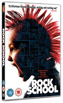 Rock School (DVD)