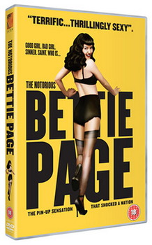 Notorious Bettie Page (DVD)