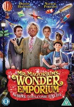 Mr Magoriums Wonder Emporium (DVD)