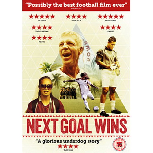 Next Goal Wins (DVD)