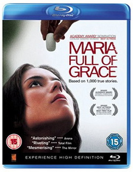 Maris Full Of Grace (BLU-RAY)