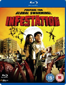Infestation (Blu-Ray)