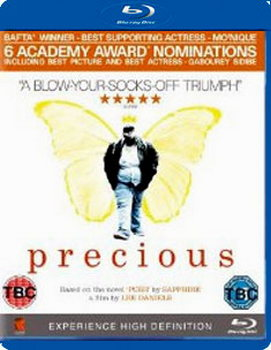 Precious - Based On The Novel 'Push' By Sapphire (Blu-Ray)