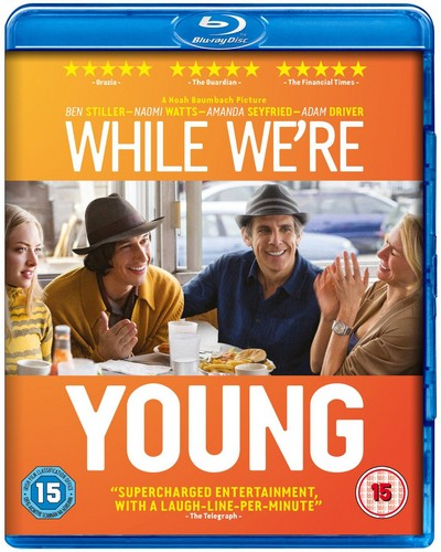 While We're Young [Blu-ray]