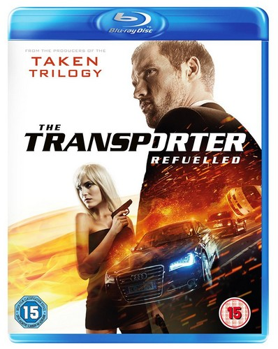 The Transporter Refuelled [Blu-ray]