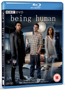 Being Human - Series  1 (Blu-Ray)