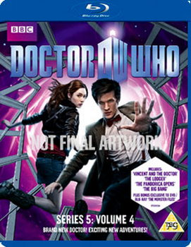 Doctor Who Series 5 Vol 4 (Blu-Ray)