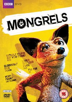 Mongrels - Series 1 (Blu-Ray)