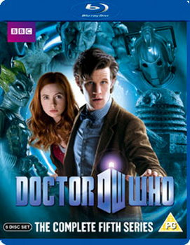 Doctor Who - The New Series: The Complete Series 5 (Blu-ray)