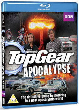 Top Gear Apocalypse (Blu-Ray) (DVD)