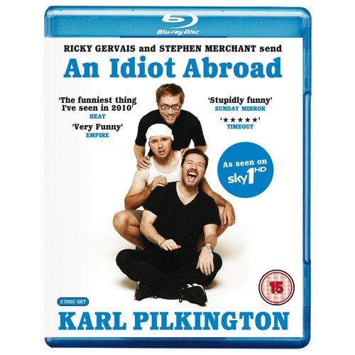 An Idiot Abroad (Blu-Ray)