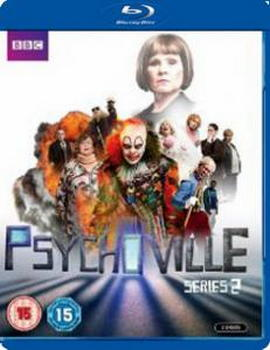 Psychoville - Series 2 (Blu-Ray)