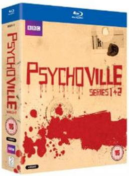 Psychoville Series 1 and 2 (Blu-ray)