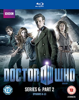 Doctor Who Series 6 Part 2 (Blu Ray)