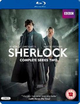 Sherlock - Series 2 (Blu-Ray)