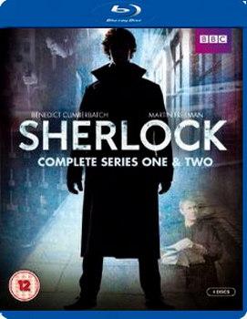 Sherlock - Series 1 and 2 (Blu-ray)