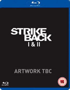 Strike Back 1 and 2 (Blu-ray)