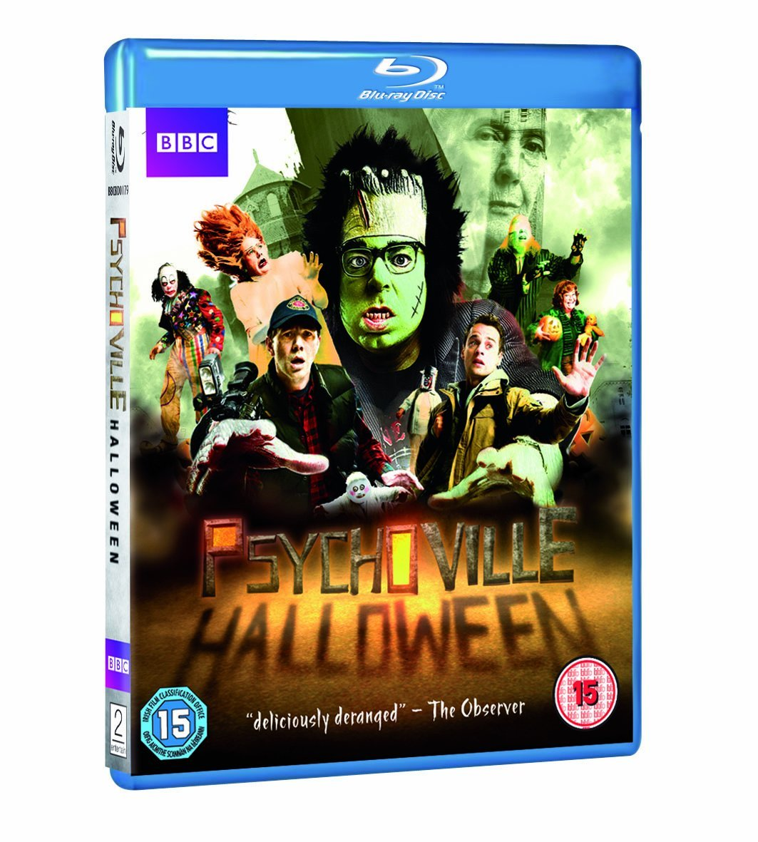 Psychoville - Halloween Special (Blu-ray)