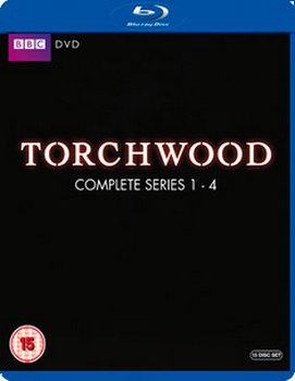 Torchwood - Series 1 To 4 (BLU-RAY)