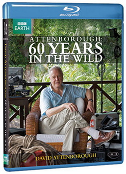 Attenborough - 60 Years In The Wild (Blu-Ray)