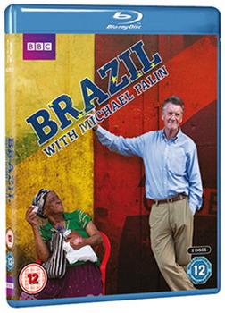 Palin's Brazil (Blu-Ray)