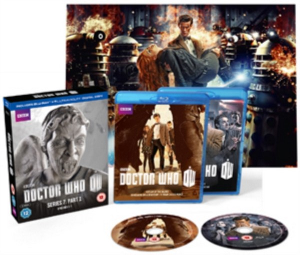 Doctor Who - Series 7 Part 1 Weeping Angels Limited Edition (DVD)