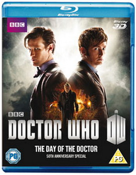 Doctor Who - 50Th Anniversary (BLU-RAY)