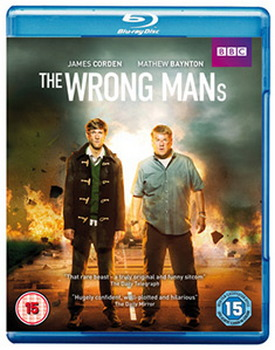 The Wrong Mans (Blu-Ray)