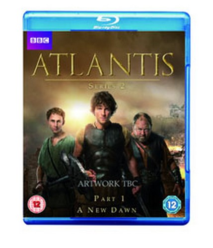Atlantis - Series 2 - Part One (BLU-RAY)