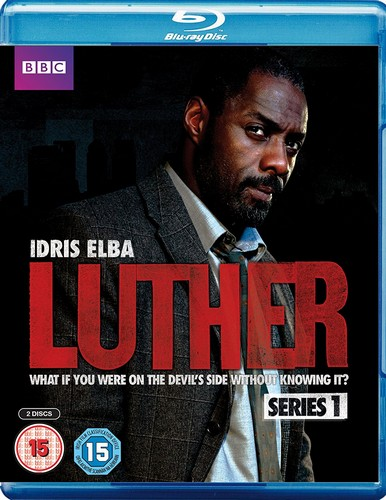 Luther: Series 1 (Blu-ray)