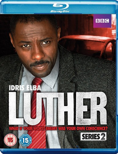 Luther: Series 2 (Blu-ray)