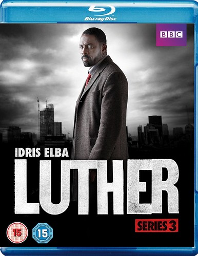 Luther: Series 3 (Blu-ray)
