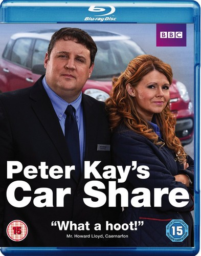 Peter Kay's Car Share (Blu-ray)
