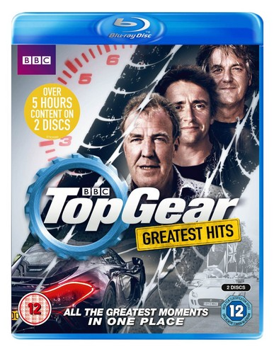Top Gear: Greatest Hits [Blu-ray]
