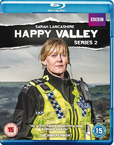 Happy Valley - Series 2 (Blu-ray)