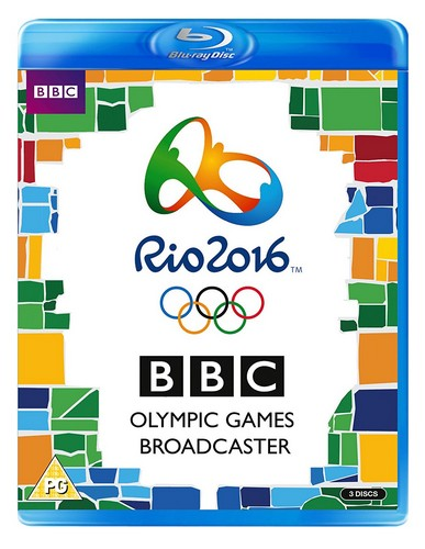 Rio 2016 Olympic Games (Blu-ray)