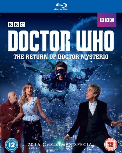 Doctor Who - The Return of Doctor Mysterio (Blu-ray)