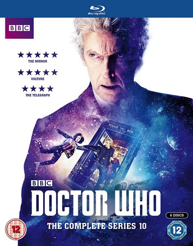 Doctor Who The Complete Series 10 (Blu-Ray)
