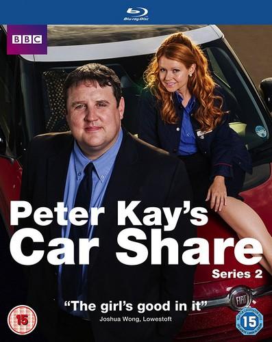 Peter Kay's Car Share Series 2 (Blu-Ray)
