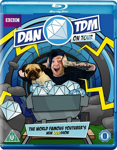 DanTDM On Tour (Blu-ray)