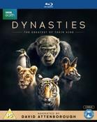 Dynasties (Blu-ray) (2018)