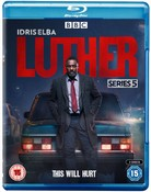 Luther Series 5 (2019) (Blu-ray)