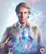 Doctor Who - The Collection - Season 19 - Ltd Ed Packaging (2018) (Blu-ray)