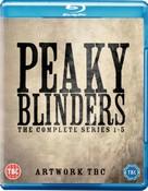 Peaky Blinders Series 1 - 5 (Blu-Ray)