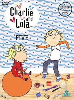 Charlie And Lola - Five (DVD)