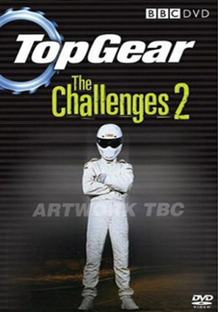 Top Gear - The Challenges Vol.2 (DVD)